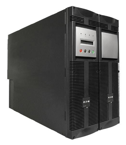 ИБП Eaton EX RT 7 3:1 Network Pack 4900Вт черный - фото 1