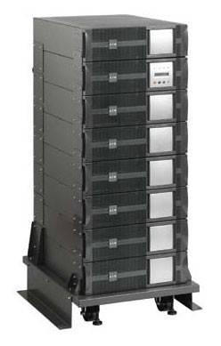 ИБП Eaton EX RT 7 3:1 Network Pack 4900Вт черный - фото 2