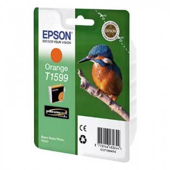 Картридж Epson T1599 оранжевый (C13T15994010)