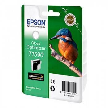 Картридж Epson T1590 оптимизатор глянца (C13T15904010)