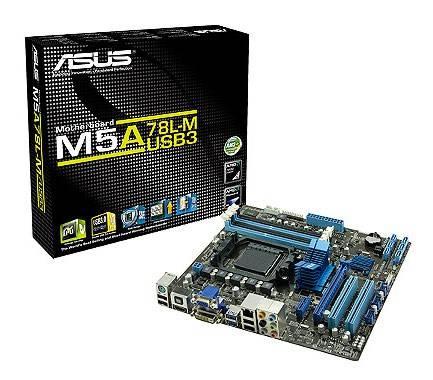 Материнская плата Soc-AM3+ Asus M5A78L-M/USB3 mATX - фото 4