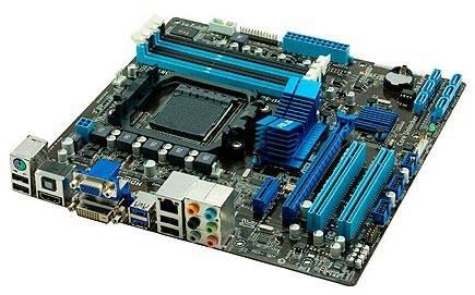 Материнская плата Soc-AM3+ Asus M5A78L-M/USB3 mATX - фото 1