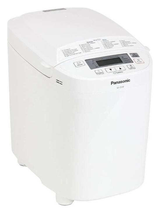 Хлебопечь Panasonic SD-2500 белый - фото 1