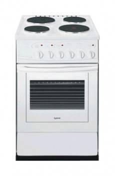 Плита электрическая Лысьва ЭП 411 белый
