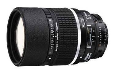 Объектив Nikon AF DC-Nikkor 135mm f/2D 135mm - фото 1