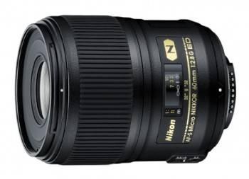 Объектив Nikon AF-S 60mm f / 2.8