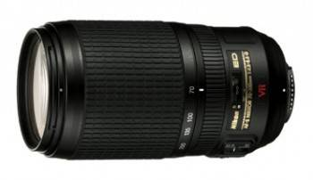 Объектив Nikon AF-S VR IF-ED 70-300mm f / 4.5-5.6