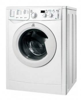 Стиральная машина Indesit IWSD 6105 B CIS.L, белый корпус, Серо-белый люк, фронтальная загрузка до 6кг, максимальная скорость отжима 1000об/мин