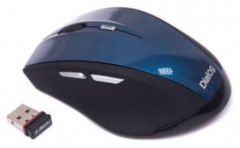 Мышь беспроводная Dialog MROK-17U