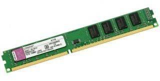 Модуль памяти DIMM DDR3 2Gb Kingston KVR1333D3S8N9/2G - фото 1