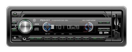 Автомагнитола Prology CMD-160U B/G - фото 1