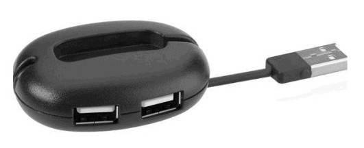 USB хаб Belkin Travel Premium (F4U029CW) - фото 1