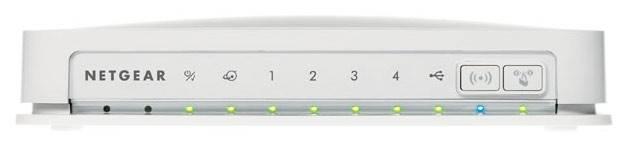 Беспроводной роутер NetGear WNR2200-100RUS белый - фото 1