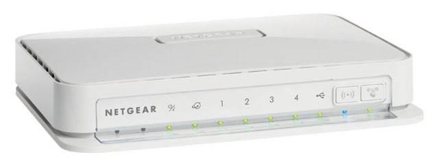 Беспроводной роутер NetGear WNR2200-100RUS белый - фото 2