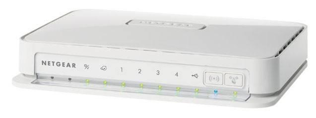 Беспроводной роутер NetGear WNR2200-100RUS белый - фото 3