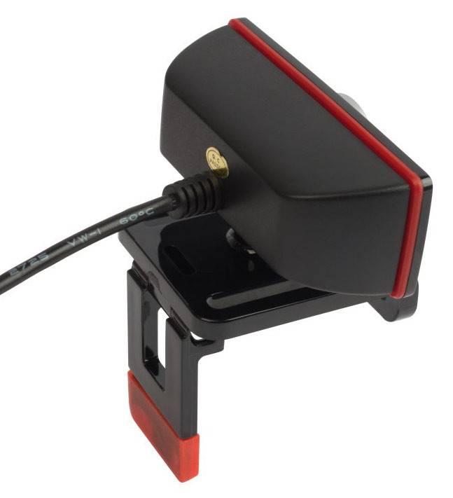 Веб-камера Oklick LC-130M черный - фото 3