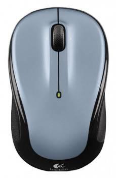 Мышь Logitech M325 серый / черный