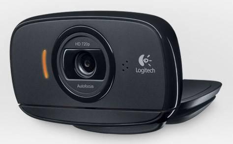 Камера Web Logitech HD Webcam C525 черный (960-001064) - фото 4