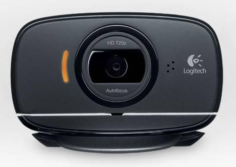 Камера Web Logitech HD Webcam C525 черный (960-001064) - фото 5