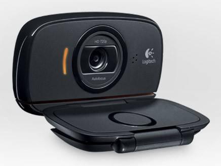 Камера Web Logitech HD Webcam C525 черный (960-001064) - фото 6