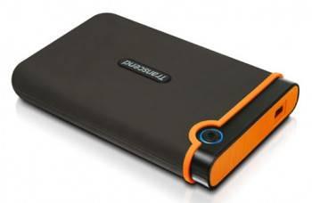 Внешний жесткий диск 1Tb Transcend TS1TSJ25M2 StoreJet 25M2 темно-серый USB 2.0