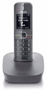 Телефон Philips CD4801G серый