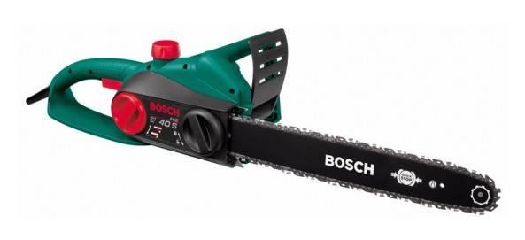 Цепная пила Bosch AKE 40 S - фото 1
