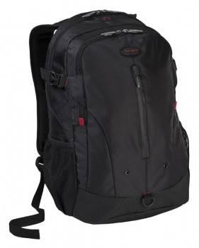 """Рюкзак для ноутбука 16"""" Targus TSB251EU черный/красный"""