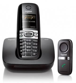 Телефон Gigaset Gigaset C610 черный
