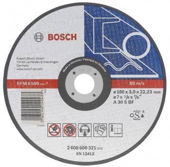Отрезной диск по металлу Bosch (2608600394)
