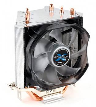 Устройство охлаждения(кулер) Zalman CNPS7X LED+