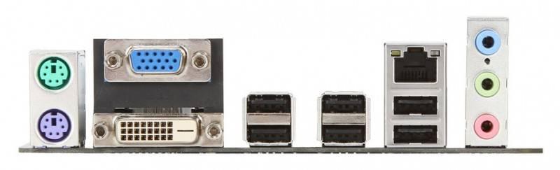 Материнская плата Soc-AM3+ MSI 760GM-P23 (FX) mATX - фото 5