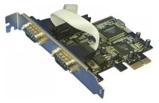 Контроллер PCI-E MS9922 2xCOM Bulk - фото 1