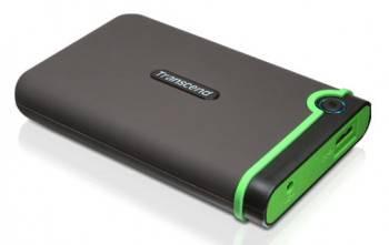 Внешний жесткий диск 1Tb Transcend TS1TSJ25M3 StoreJet 25M3 черный USB 3.0