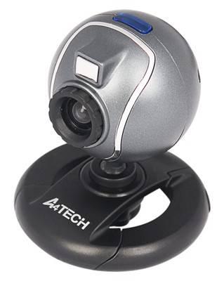 Камера Web A4 PK-750G серый/черный (PKS-750G) - фото 2
