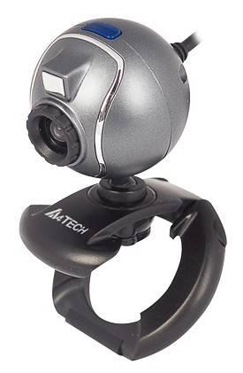Камера Web A4 PK-750G серый/черный (PKS-750G) - фото 4