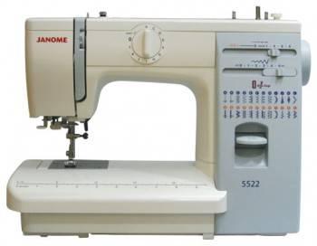 ������� ������ Janome 5522