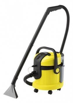 Моющий пылесос Karcher SE4002 желтый / черный