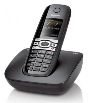 Телефон Gigaset Gigaset С610 черный