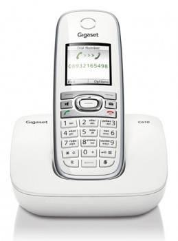 Телефон Gigaset Gigaset C610 белый