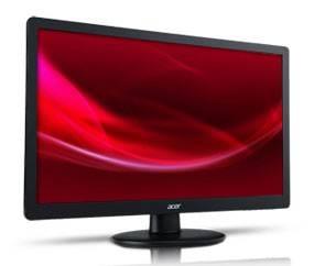 Монитор 21.5 Acer S220HQLBbd черный