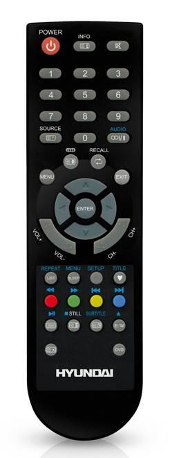 """Телевизор LED 31.5"""" Hyundai H-LED32V6 черный - фото 3"""