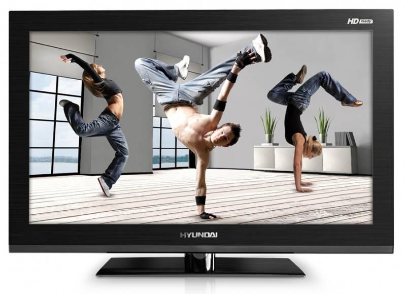"""Телевизор LED 31.5"""" Hyundai H-LED32V6 черный - фото 1"""