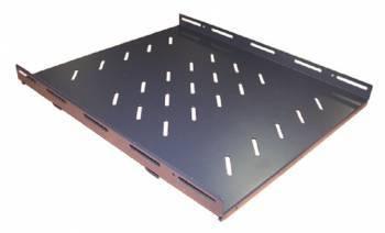 Полка стационарная LANMASTER для напольных шкафов глубиной 600 мм (TWT-CBB-S4-6 / 100)