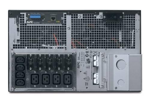 ИБП APC Smart-UPS RT SURT8000RMXLI (комплект из 2 коробок) 6400Вт черный - фото 2