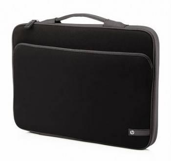 "Чехол для ноутбука 16"" HP QB462AA черный/темно-серый"