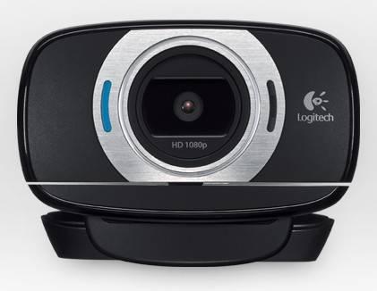 Веб-камера Logitech HD Webcam C615 черный - фото 1