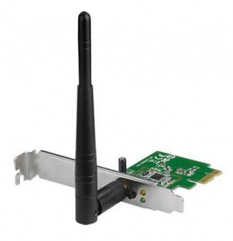 Сетевой адаптер WiFi Asus PCE-N10