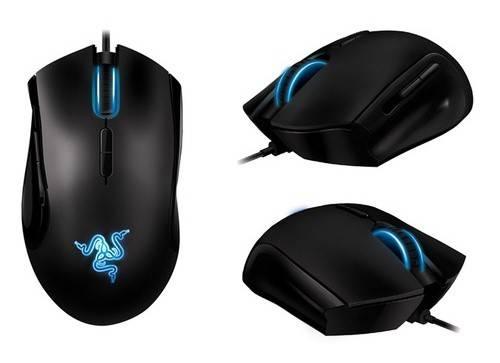 Мышь Razer Imperator 2012 4G черный - фото 3
