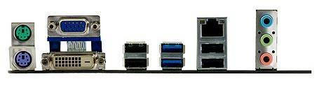 Материнская плата Soc-FM1 Asus F1A55-M LE mATX - фото 3